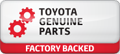 Toyota Genuine Parts